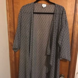 LLR Shirley size L, sheer pattern.